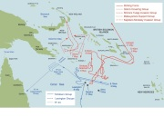 Battle of the Coral Sea North East of Cairns