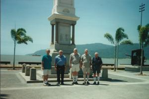 RAAFA Cairns Members Photo late 2003.