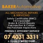 Andrew Baker Auto Service